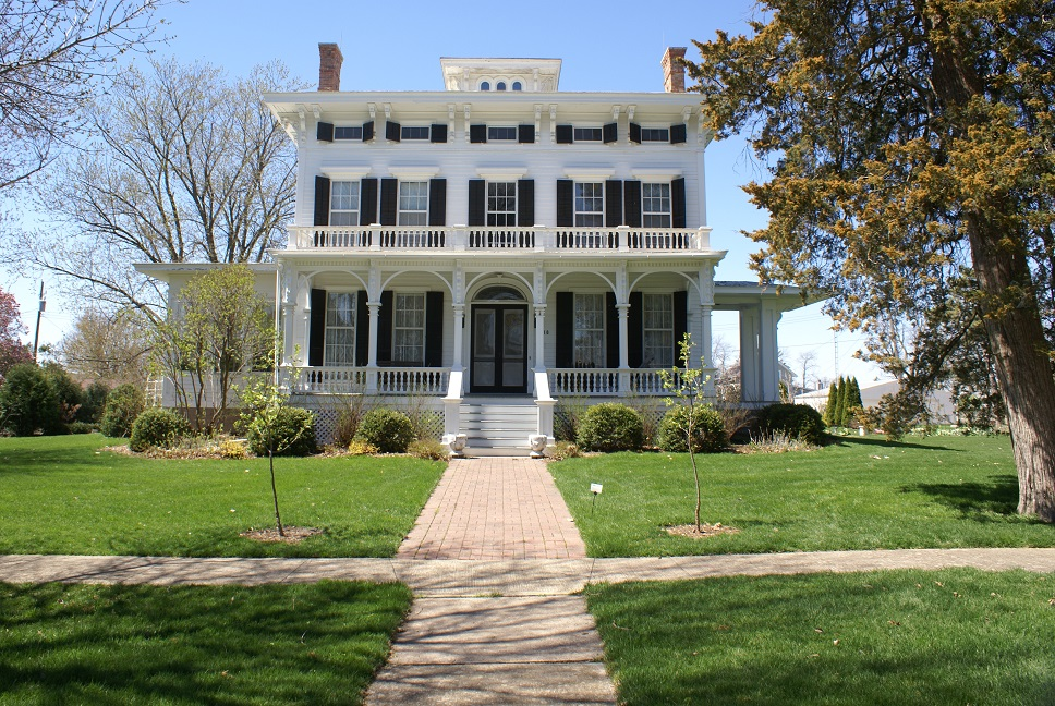 Illinois iroquois county loda - Oak Street Loda Il Late 1800 S Adam Smith Home Built 1855 Addison Goodell 2nd Owner 1872